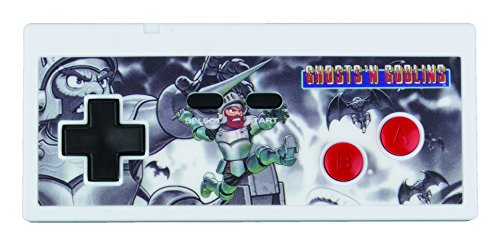 - Retro-Bit Ghost N Goblins NES & USB Dual Link Controller for PC, Mac, and Nintendo - NES;