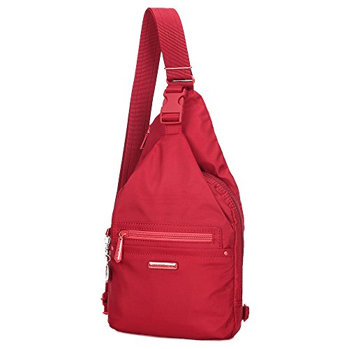 beside-u-azusa-bnu56r-289-rfid-guarded-zip-pocket-crossbody-sling-bag-in-jester-red