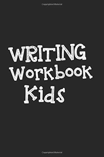 Writing Workbook Kids: 6 x 9, 108 Lined Pages (diary, notebook, journal, workbook)