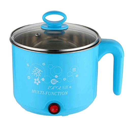 Price comparison product image 1.6L Multifunction Stainless Steel Mini Electric Cooker Steamer Cook Pots for Cook Noodles / Hot Pot / Rice porridge