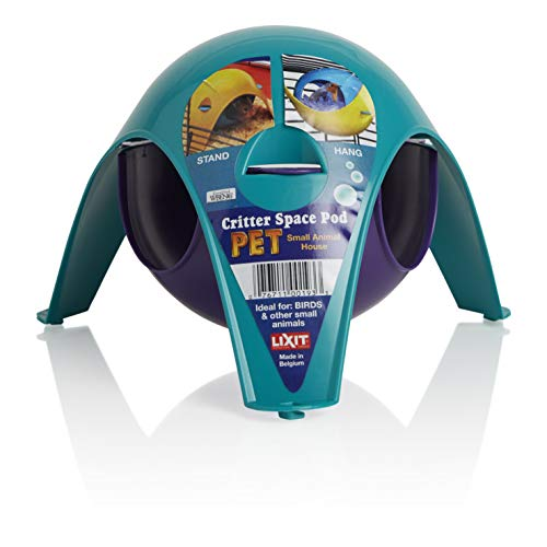 Lixit Critter Space Pod, Small