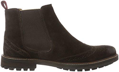 Belmondo Herren 752342 05 Chelsea Boots, Braun (Tdm), 43 EU