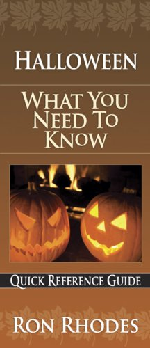 Halloween: What You Need to Know (Quick Reference Guides)