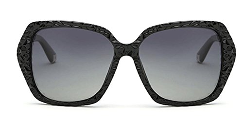 Black Beach Lady Sol Shopping De Fashion Travel Gafas Sunglasses gT7x8qw4