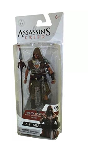 Action Figure - Assassin's Creed Series 3 - AH TABAI NIB ^G#fbhre-h4 8rdsf-tg1359968