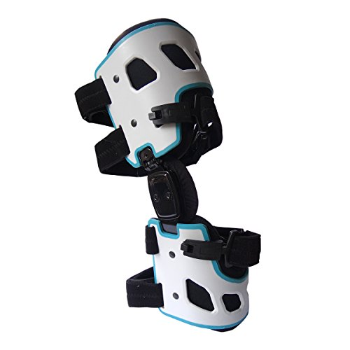 Orthomen OA Unloader Knee Brace for Osteoarthritis, Bone On Bone & Cartilage Injury - Medial - Universal (Left) by Orthomen (Image #1)