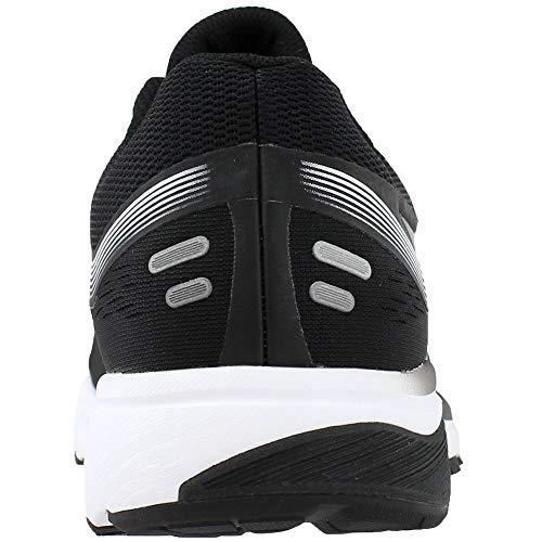 ASICS 1011A042 Men's GT-1000 7 Running Shoe Black/White by ASICS (Image #2)