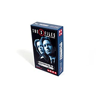 IDW Games The X-Files: Conspiracy Theory - Everything is Connected Collectible Game