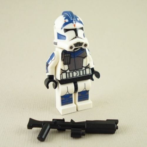 [Fives Clone Trooper Phase 2 Mini Figure] (Wall E Costume Disney)