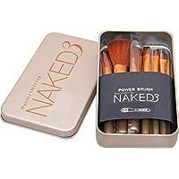 Generic Spanking Naked3 Make Up Brush - Set of 12