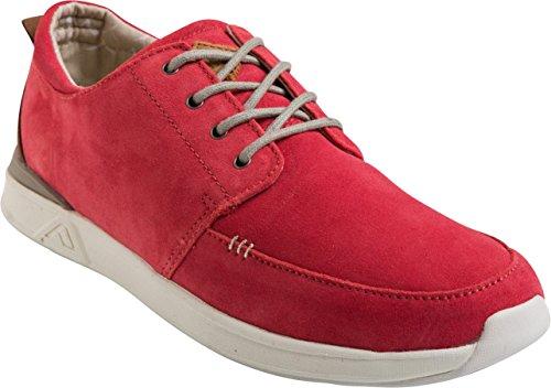 Rif Heren Rover Lage Premium Sneaker Rood