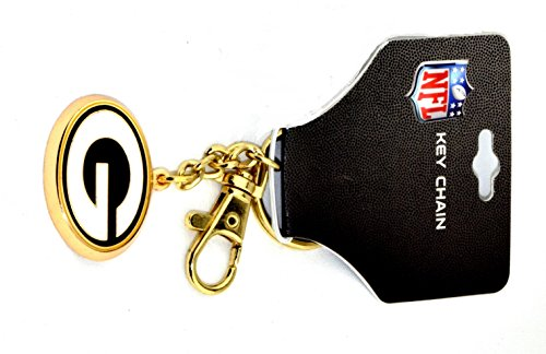 Green Bay Packers NFL Zamac Key Chain by Pro Specialties Group