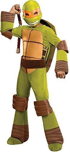 Deluxe Teenage Mutant Ninja Turtles Costume - Toddler