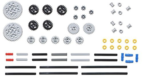 LEGO 61pc Technic gear & axle SET #2