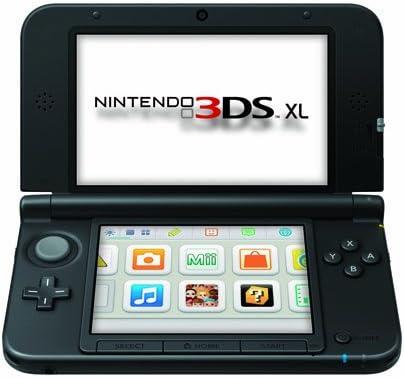 Amazon.com: Nintendo 3DS XL - Black [Old Model]: Video Games