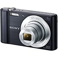 Sony Cyber-shot DSC-W810 Digital Camera - International Version (No Warranty)