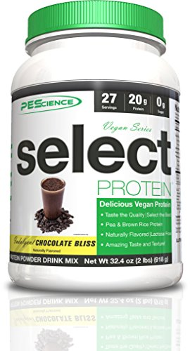 PEScience Select Protein Chocolate servings product image