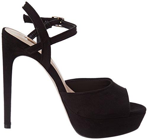 con Hoop Office para Mujer Black W Black Zapatos Plataforma qa1OaR