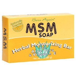 Paquet de 3 économiseurs : au dernier Naturals Msm Herbal Bar (1 x 3 Oz)