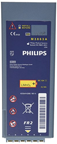 Phillips FR2/FR2+ Lithium Ion Battery by Phillips'