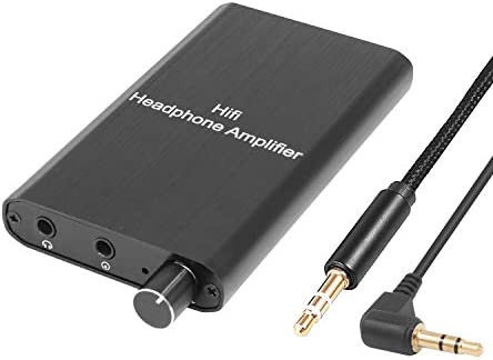 Headphone Amplifier Portable Dual Output Computers product image