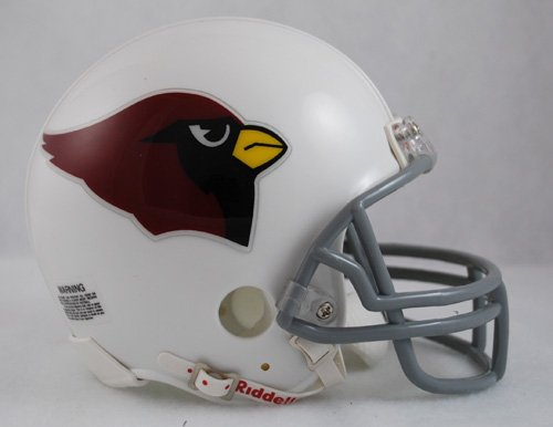 Arizona Cardinals 1964-2005 Throwback Riddell Mini Football Helmet - NFL Mini Helmets
