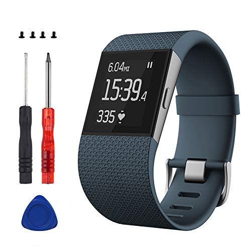 Fitness Bands Compatible With Iphone: Compare Price To Fitbit Surge Super Watch