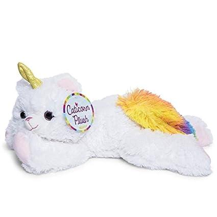 Amazon Com Caticorn Plush Toy Adorble Cat And Unicorn Toys Games