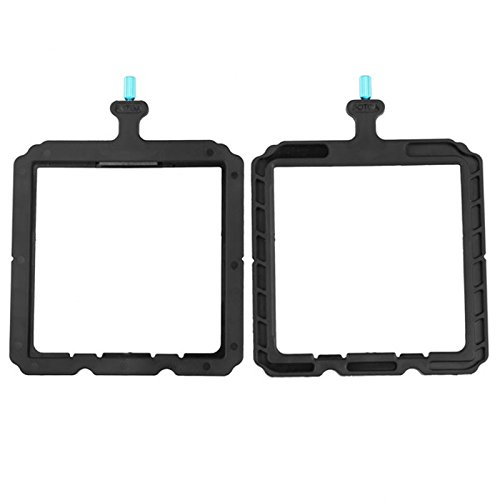 Fotga 2pcs 4X4'' Lens Filter Holders Trays for DP3000 Series Matte Box Mattebox by FOTGA
