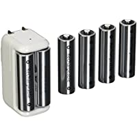Apple MC500LL/A Battery Charger with six NiMH batteries