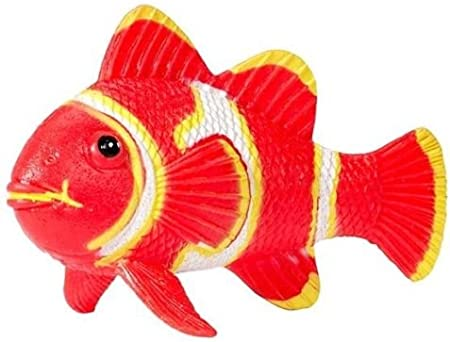 Squishy Stretchy Clown Fish Fidget Stress Ball for Kids Squishimals 2