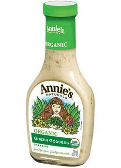 Annies Homegrown Organic Green Goddess Dressing 8 Oz(Pack of 2) by Annie's Naturals