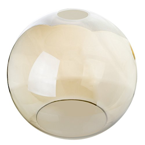 Glass Globe Pendant Light Shade in Florida - 1