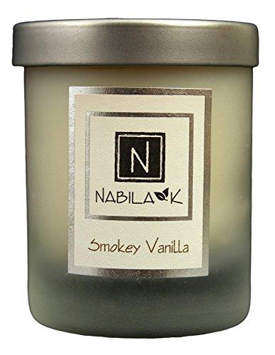 Smokey Vanilla Home Ambiance Candle by Nabila K (Small)