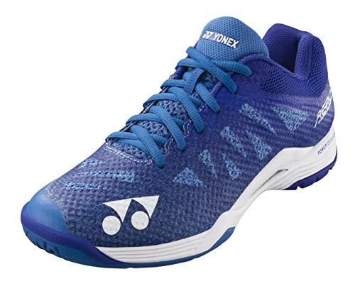 Yonex Power Cushion Aerus 3 Womens Indoor Court Shoe (Blue) (6)