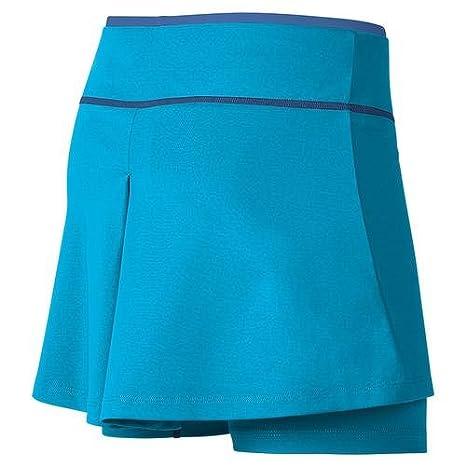 Asics - Falda de botín para Mujer, Mujer, Color Diva Azul, tamaño ...