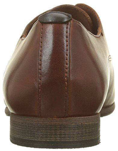 Marron camel Kickers Fonc Derbys Femme Gazellan aqIxaw6ft