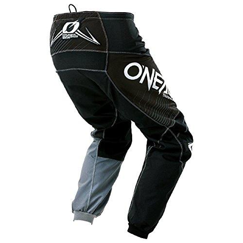 0108-144 - Oneal Element 2018 Racewear Motocross Pants 44 Black Gray