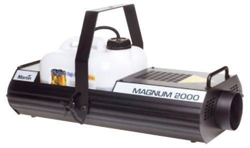 Martin Magnum 2000 110V Professional Fog Machine (Martin Fog Machine)