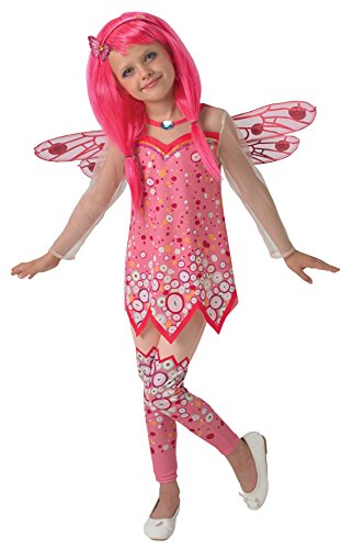 Kids Rubies Official Mia And Me Fairy Fancy Dress Costume - Mia Costume Japan