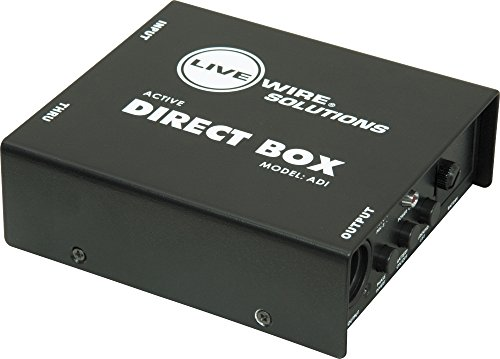 Livewire ADI Active DI Direct Box by Live Wire