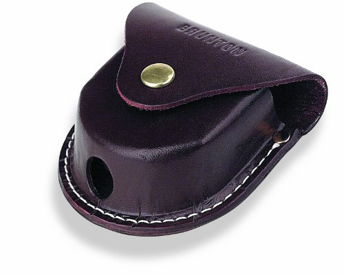 Brunton Leather Transit Case, fits all pocket transits