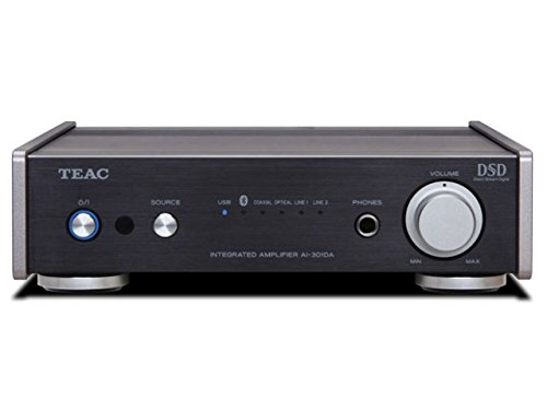 TEAC Bluetooth / USB / DAC equipped with stereo Integrated Amplifier Reference 301 Special packages AI-301DA-SP / B