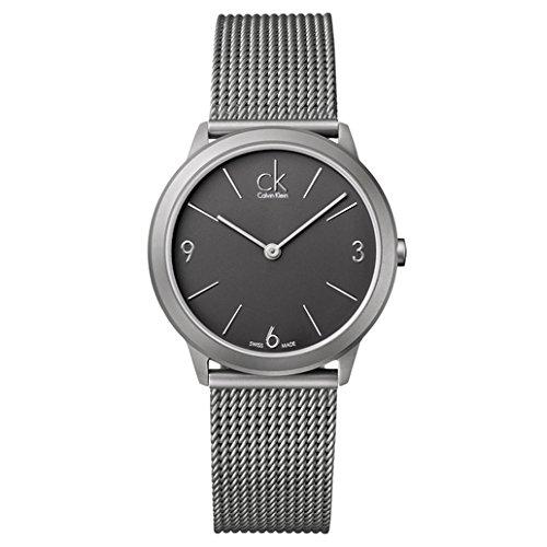 Calvin Klein Minimal Men's Quartz Watch K3M52154