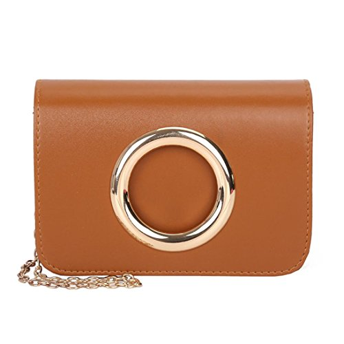 WILLTOO Womens Leather Shoulder Bag Coin Purse Satchel Tote Mini Handbag Crossbody&Messenger (Michaels Paint Pens)