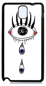 HeartCase Hard Case for Galaxy Note 3 III N9000 ( Beautiful Eye )