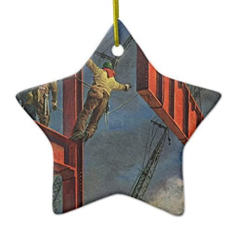 amazon com funny christmas ornaments for kids vintage business