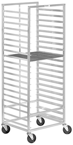 - Channel Manufacturing 551A 15 Screen Bottom Load Donut Screen Rack - Assembled
