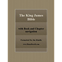 The King James Bible (with book and chapter navigation)