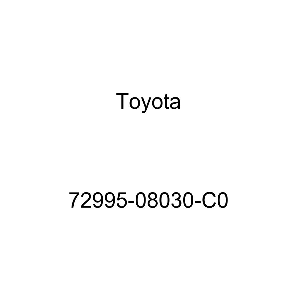 TOYOTA Genuine 72995-08030-C0 Seat Cushion Cover